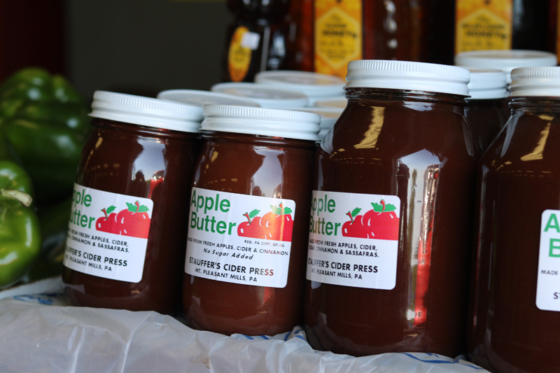 Apple Butter, Canned Goods